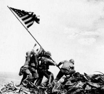 Combat Action Reports from Iwo Jima